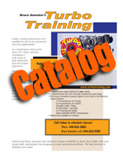 Turbo Training Catalog