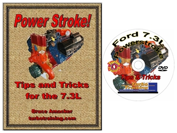 7.3 PowerStroke Training DVD and Manual